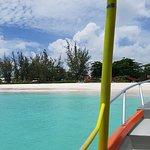 Boat ride for sea turtle excursion