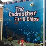 Фотография The Codmother Fish & Chips