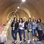 These Texas gals loved this winery Lonnie took us to!