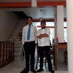 mozo y chef de retama los esperan