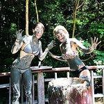 Mud Baths!