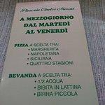 Pizzeria Cinder Mount Foto