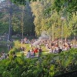 Wilhelminapark صورة فوتوغرافية