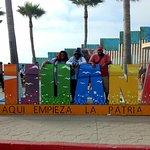 At the Tijuana Sign