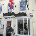 Huffkins - Stratford upon Avon (03/May/18)