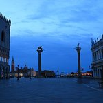 Piazza San Marco early one morning