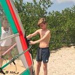 Photo of Windsurfing Curacao