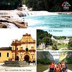 Te llevamos a los lugares más visitados de Chiapas