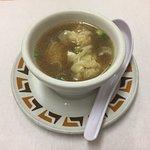 Special Shrimp Wonton Soup
