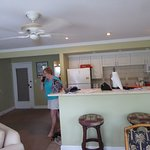 Kitchen aera