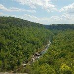 Little River Canyon Creek