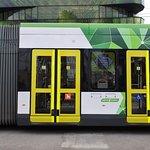 new tram