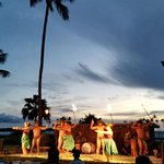 Sunset Luau at the Waikoloa Beach Marriottの写真