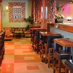 Indoor dining -