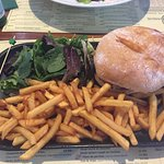 Hamburger frais