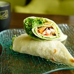 Our fantastic chicken tortilla wraps