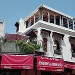 Old central restaurant