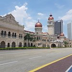 Photo of Sultan Abdul Samad Building