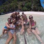 Mad Monkey Hostel Nacpan Beach ภาพถ่าย