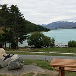 Photo of Lake Tekapo