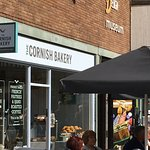 The Cornish Bakery, Stratford, UK