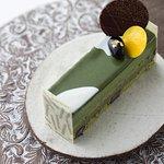 5月限定 抹茶 スイーツ&ベーカリー 抹茶と黒ゴマケーキ