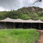 Family tent - or better family 'villa' tent