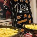 We LOVE pasta!