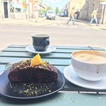 Cafe Blue Sage