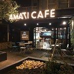 Amati Café in Buena Mesa Envigado !!  delicious colombian's coffee, meals, pastries and grocerie