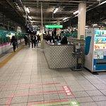 ภาพถ่ายของ Sendai Station