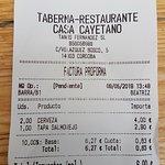 Foto di Casa Cayetano