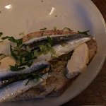 Anchovy umi butter