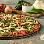 Very Vegy™ Pizza