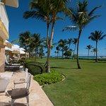 View from the villa, Tortuga Bay Puntacana Resort & Club.