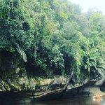 Semadang Kayak: Group photo