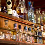 Wall of Tequila!