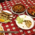 Four tapas at Casa Don Carlos