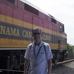 Panama Canal Railway Company Foto