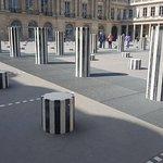 Les colonnes de Buren