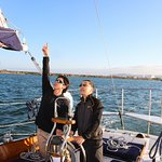 Want sailing lessons? Book a private charter to learn from the experts.