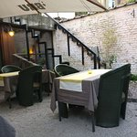Jardin/terrasse du restaurant