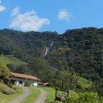 Início da Trilha, vista para a cachoeira 9.