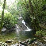 cachoeira 3, a melhor para um mergulho.