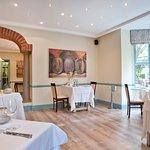Monneaux Restaurant Interior