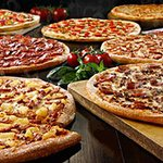 Specialty Pizza's made fresh to order.