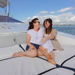Celebrate Mothers Day on a yacht