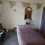 Sunstone Massage Therapies room