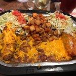 Chile Relleno and Enchillada Plate