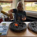 Heating the Oak